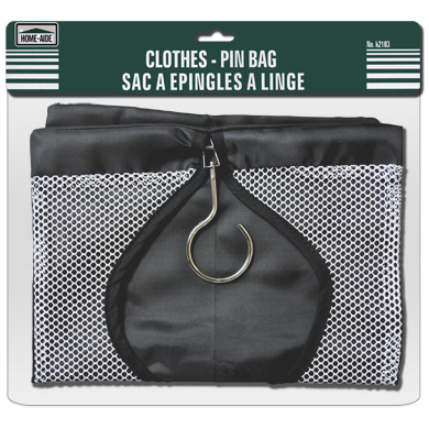 Clothes-pin Bag