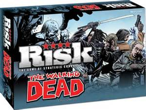 """Walking Dead"" Risk"
