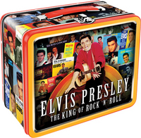 Elvis Tin Box