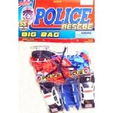 Police Figure - 55 Piece Set
