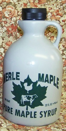 Merle Maple Syrup