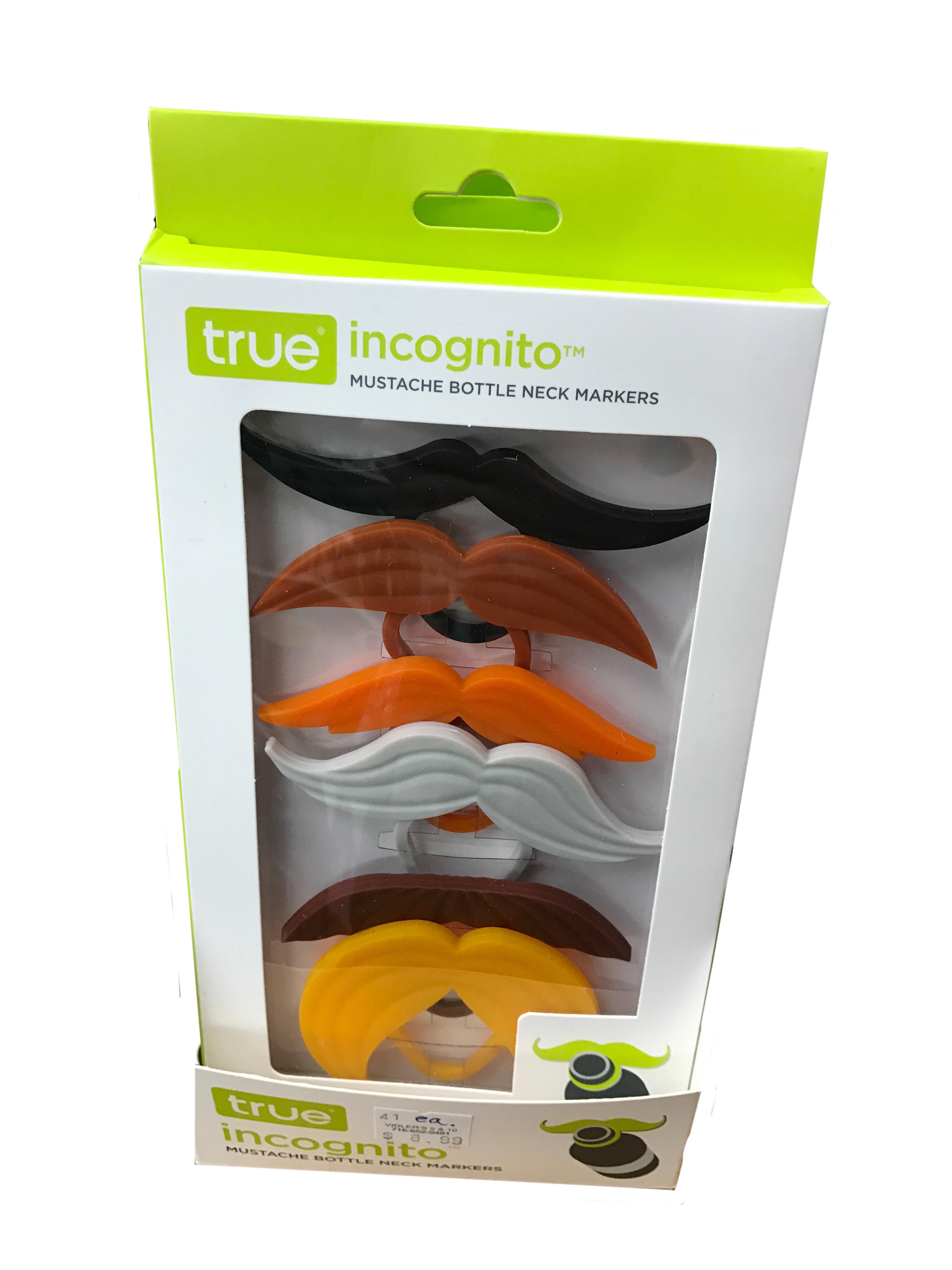fake mustache kit