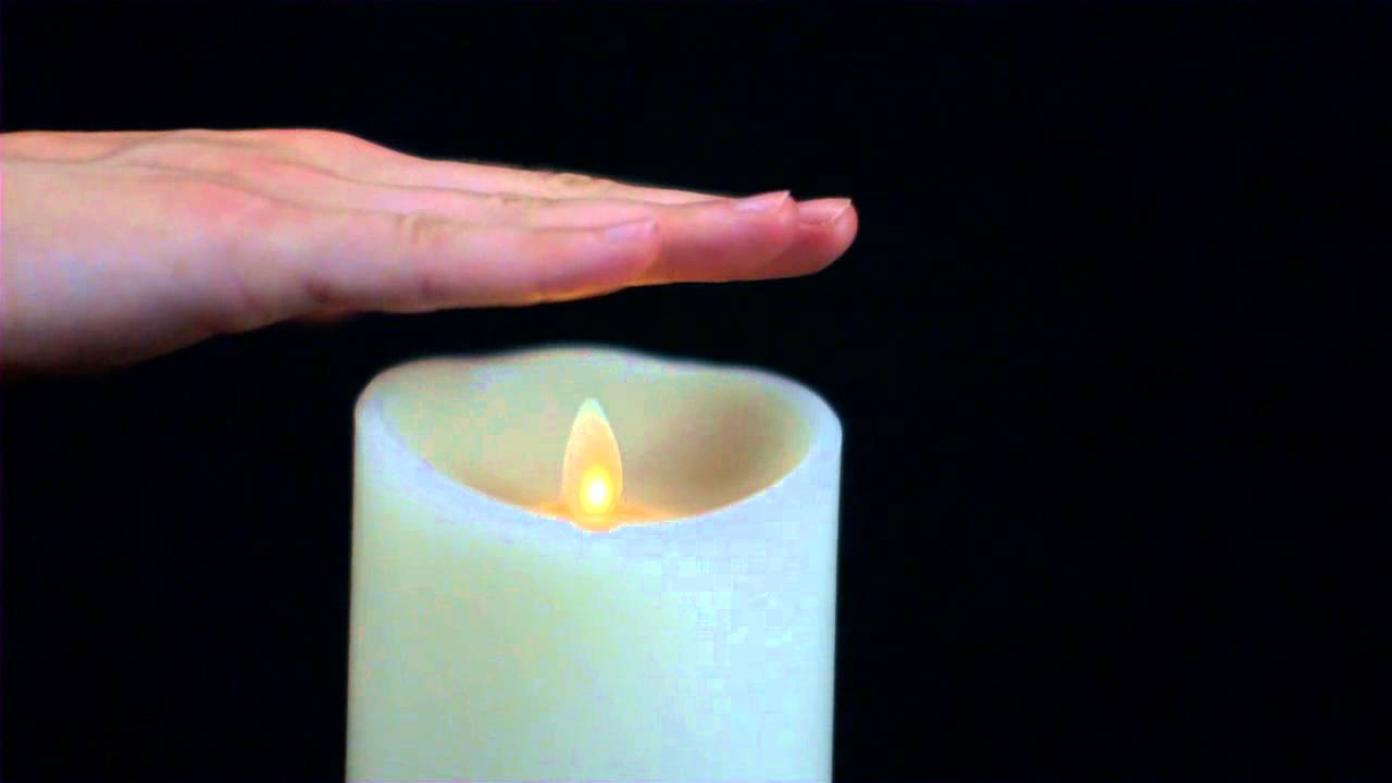 Fireless Candle