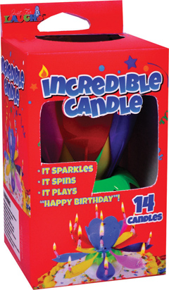 Incredible Candle