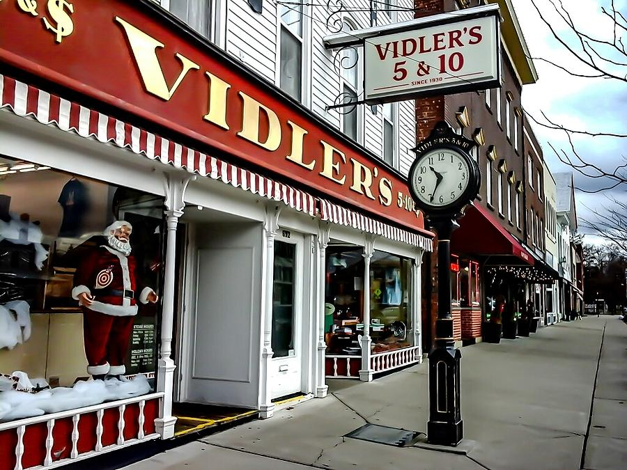 Vidlers Store Front