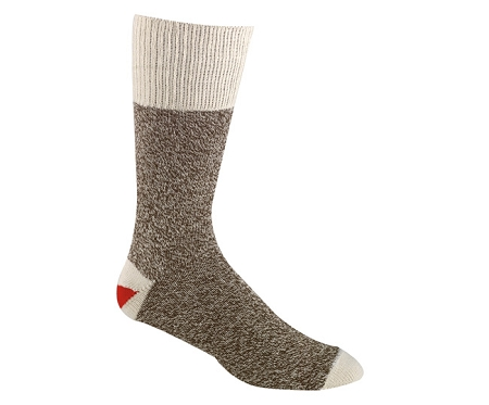 Original Rockford Red Heel Sock