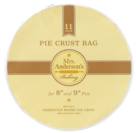 "8"" And 9"" Pie Crust Bag"