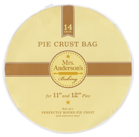 "11"" And 12"" Pie Crust Bags"