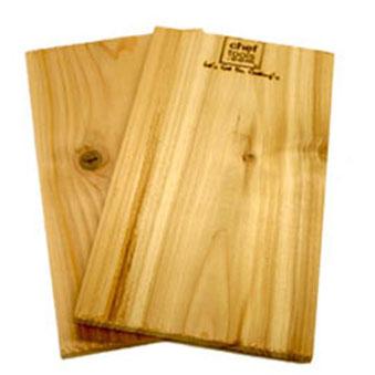 Alder or Cedar Grilling Planks: