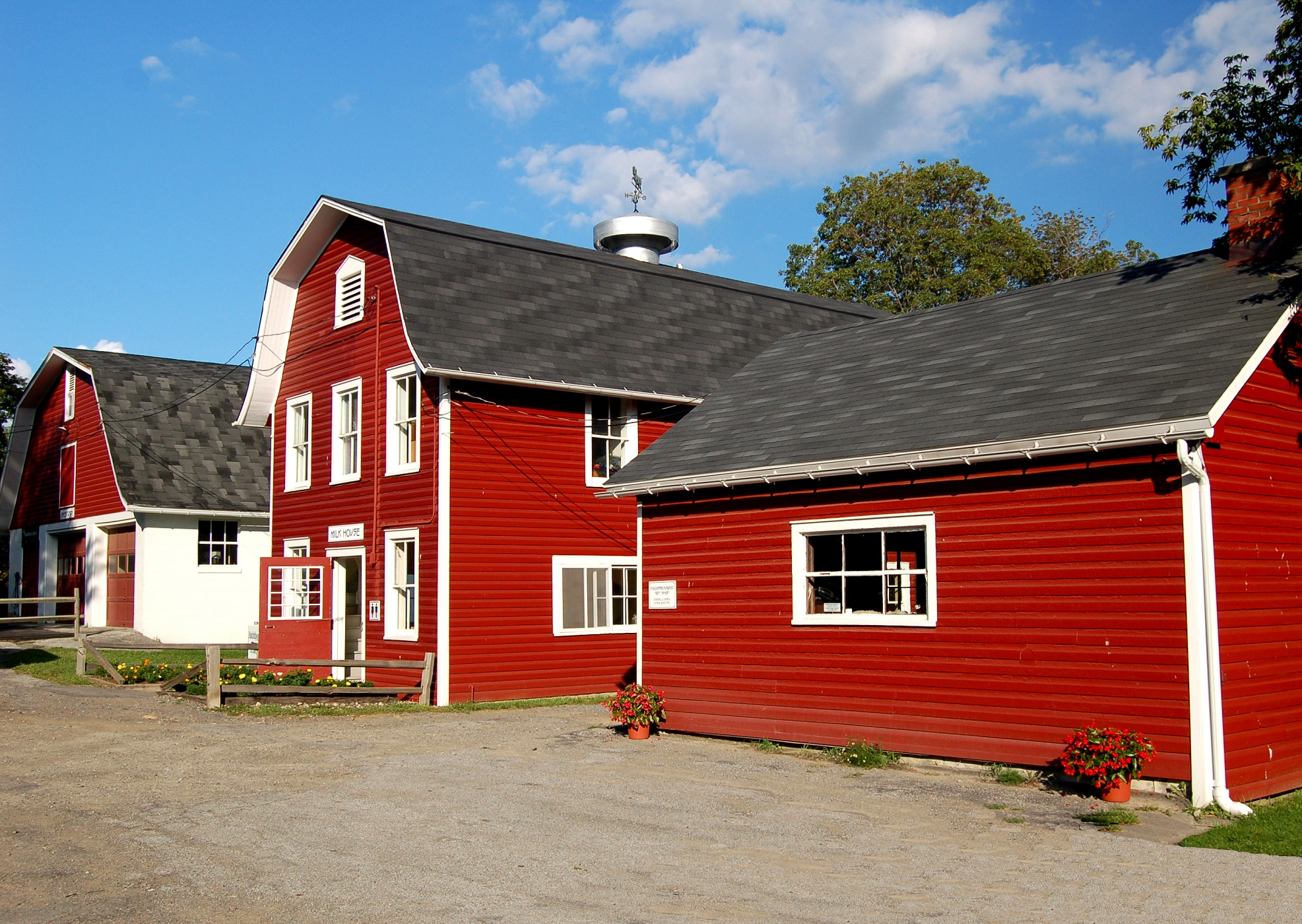 knox red farm