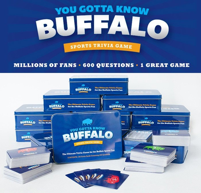 you gotta know buffalo