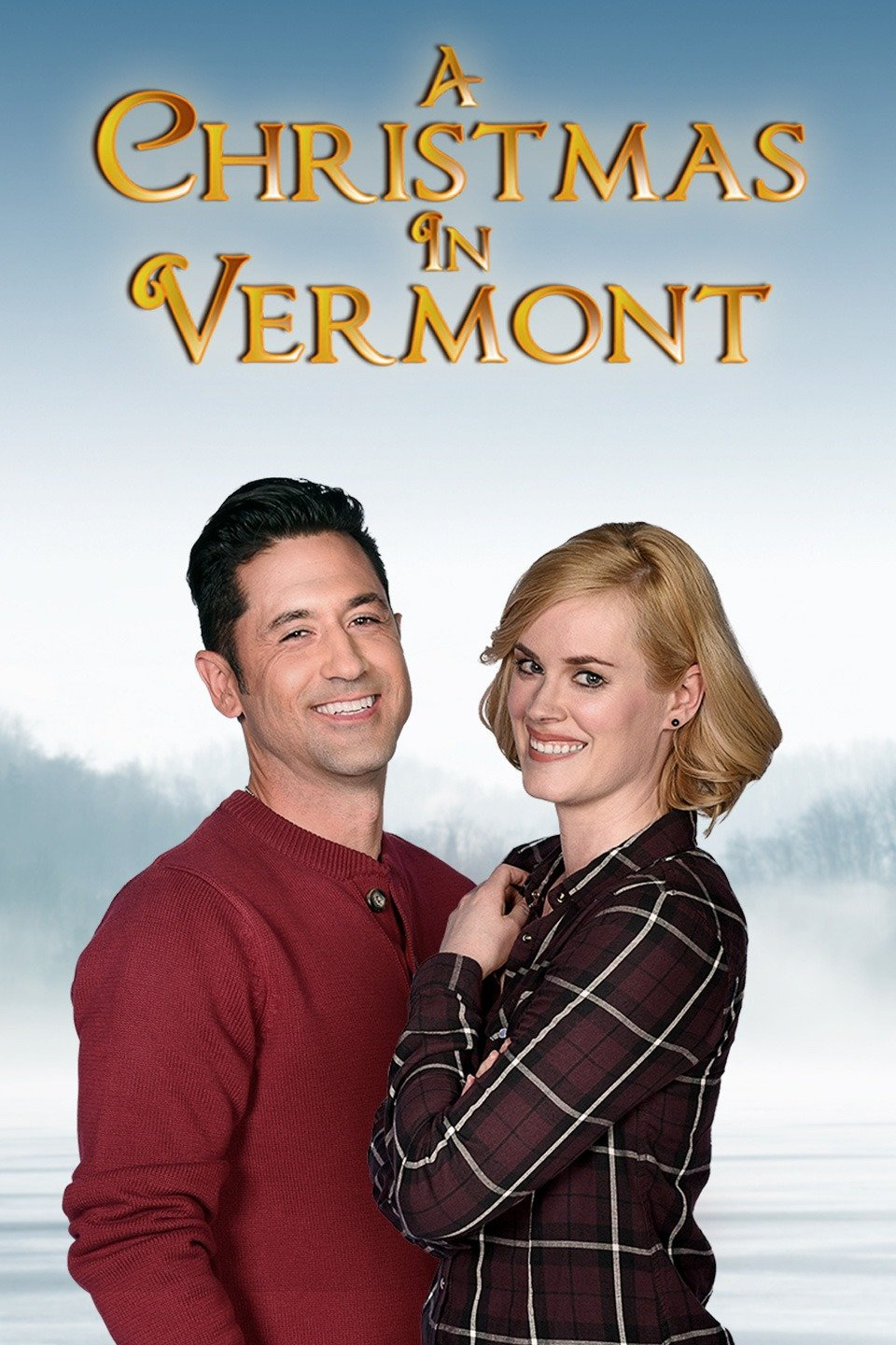 a christmas in vermont movie cover