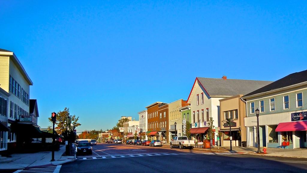 East Aurora Street