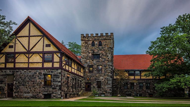 Elbert Hubbard Roycroft Museum
