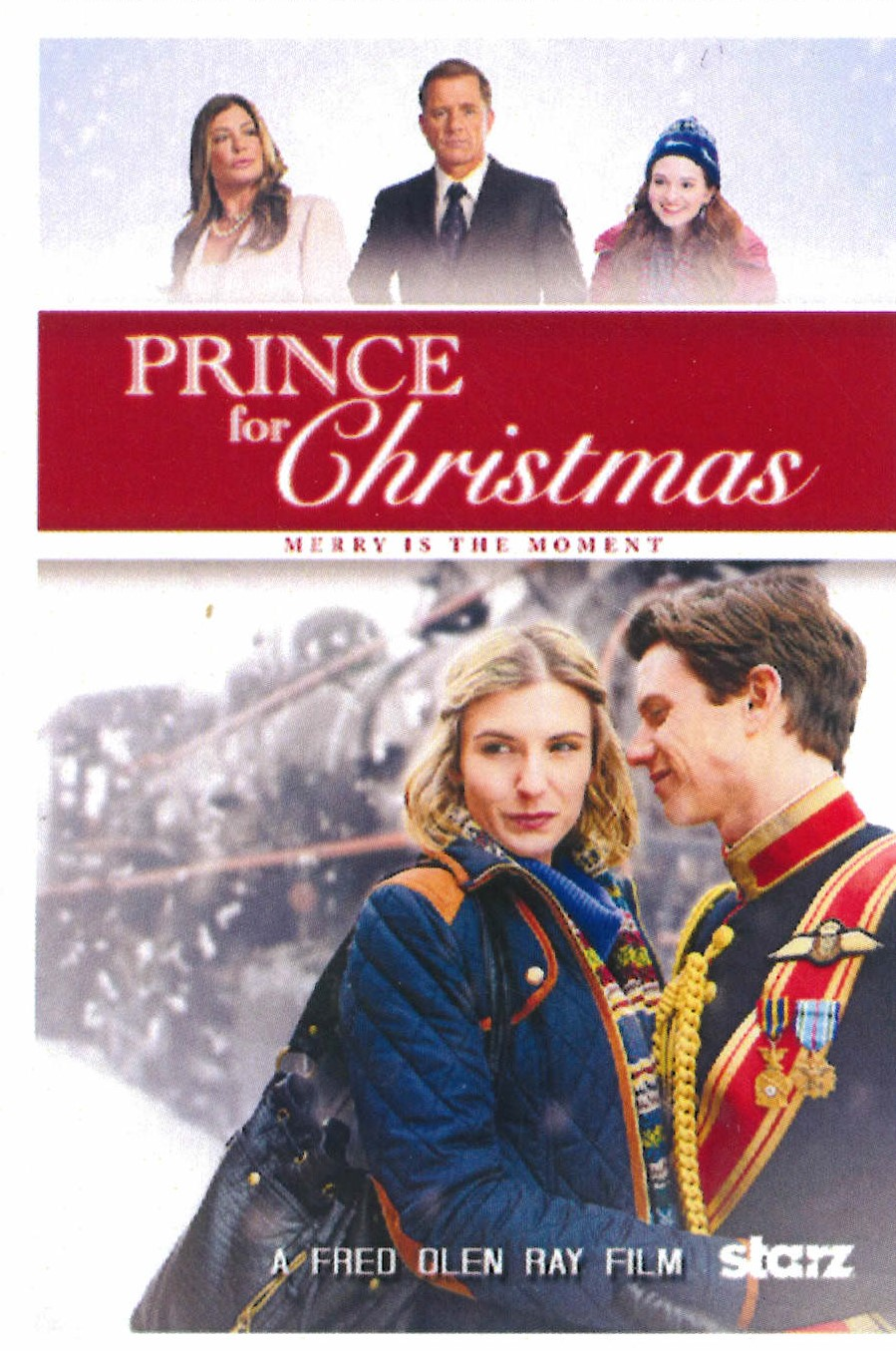 A Prince for Christmas & other east aurora centered movies.