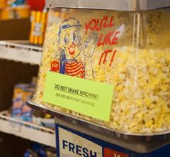 vidlers popcorn machine
