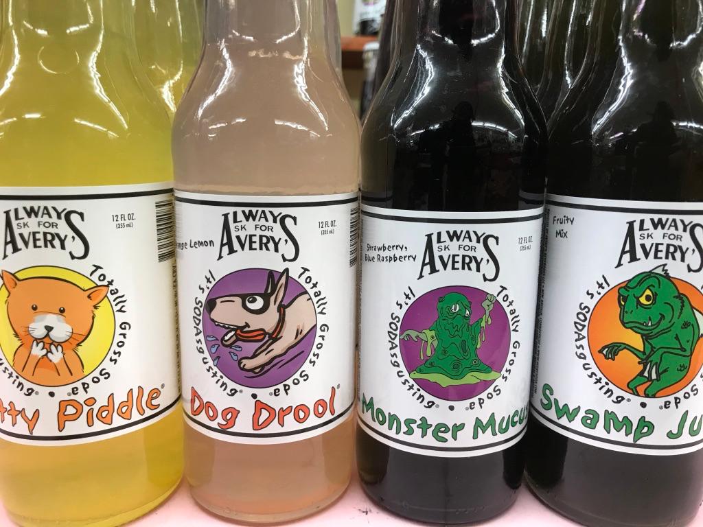 Specialty Sodas