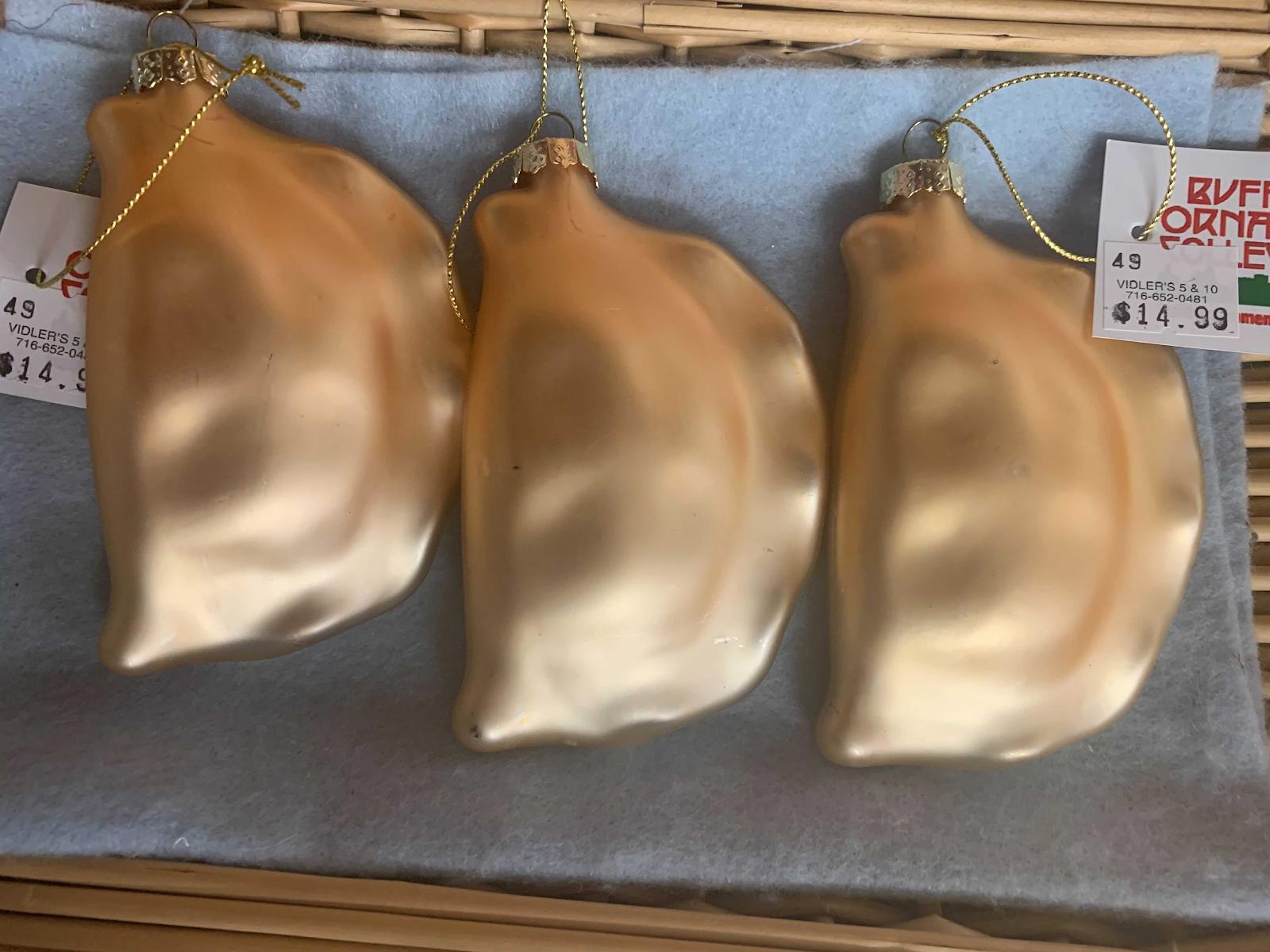 pierogi Ornaments