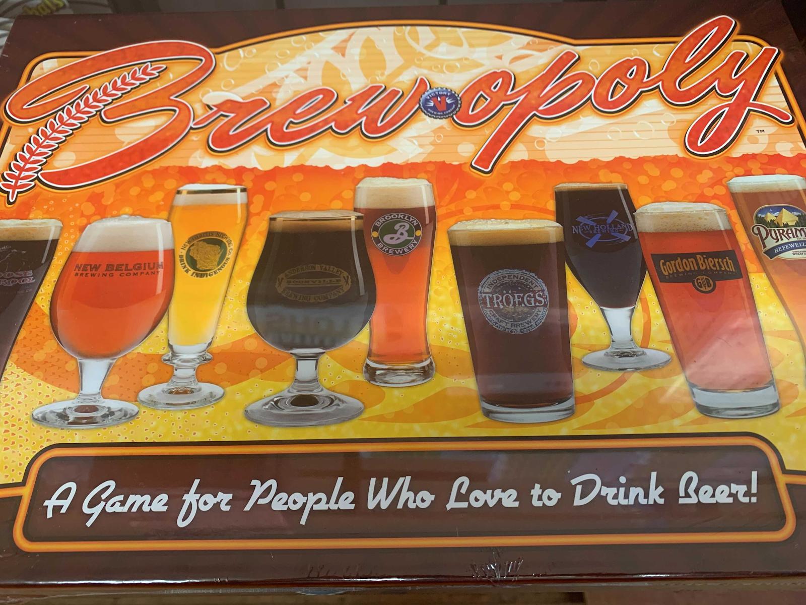 brew opoly monopoly