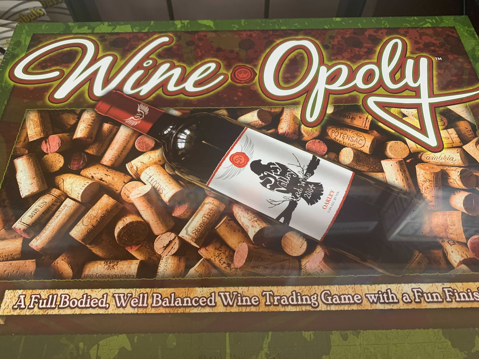 wine opoly monopoly