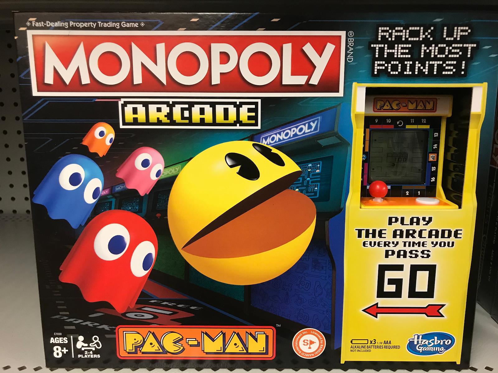 arcade monopoly