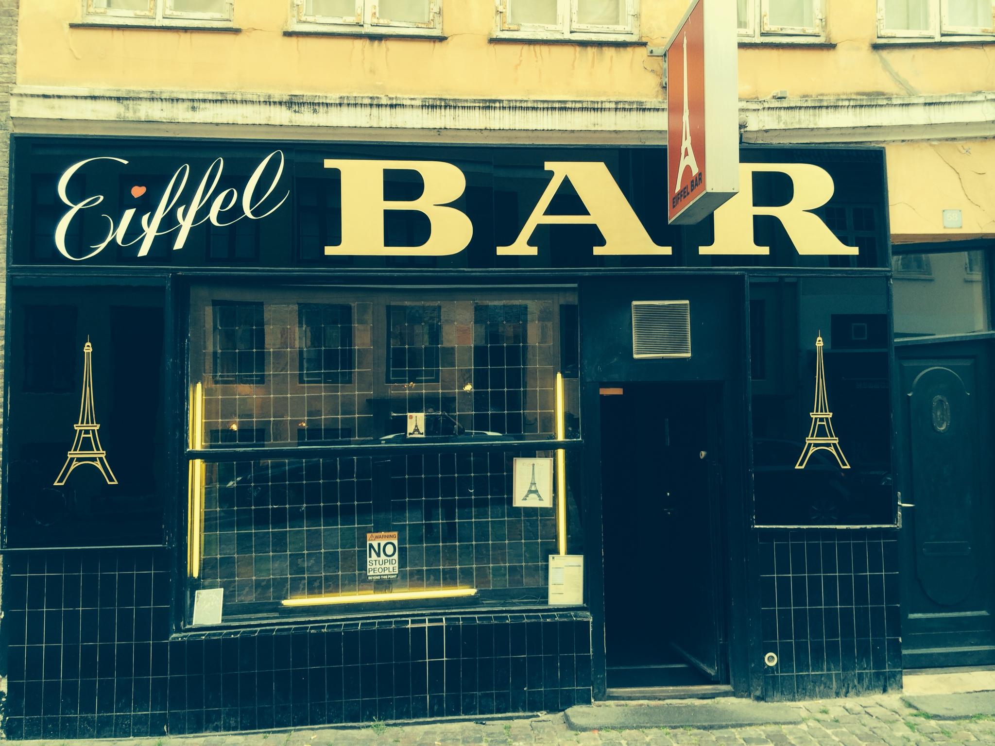 3  Eiffel Bar