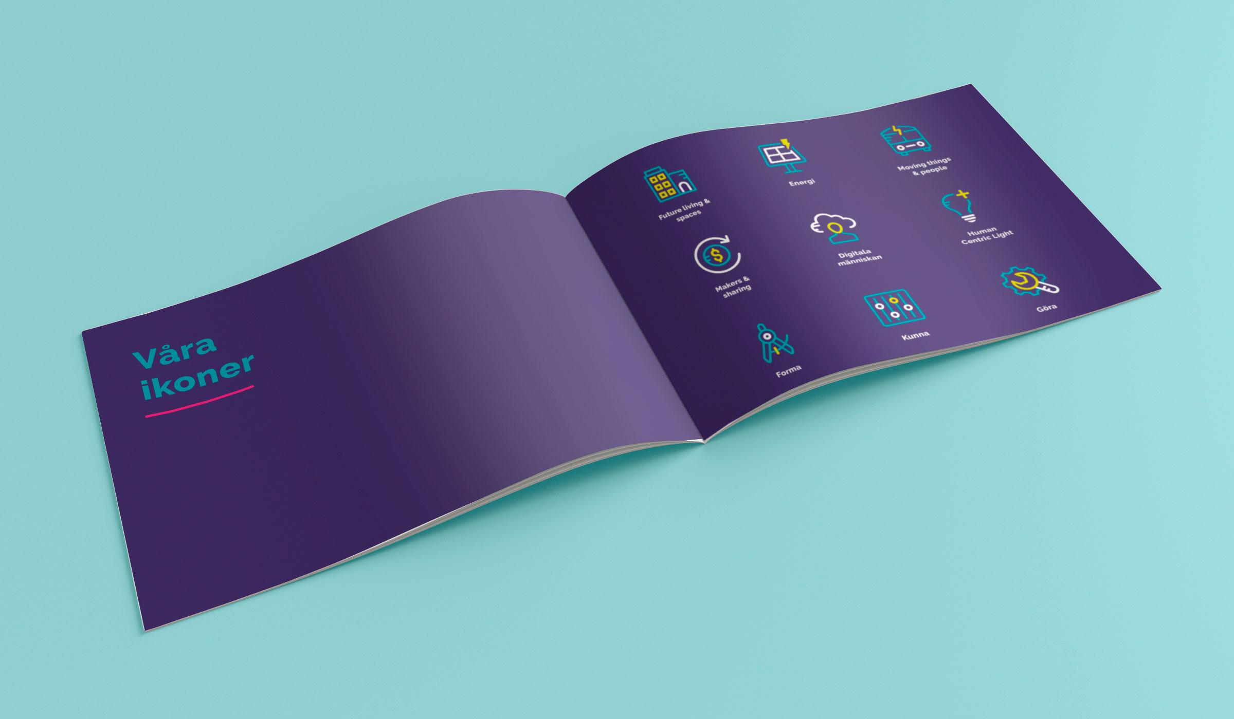 Future by Lund varumärkesmanual och grafisk profil