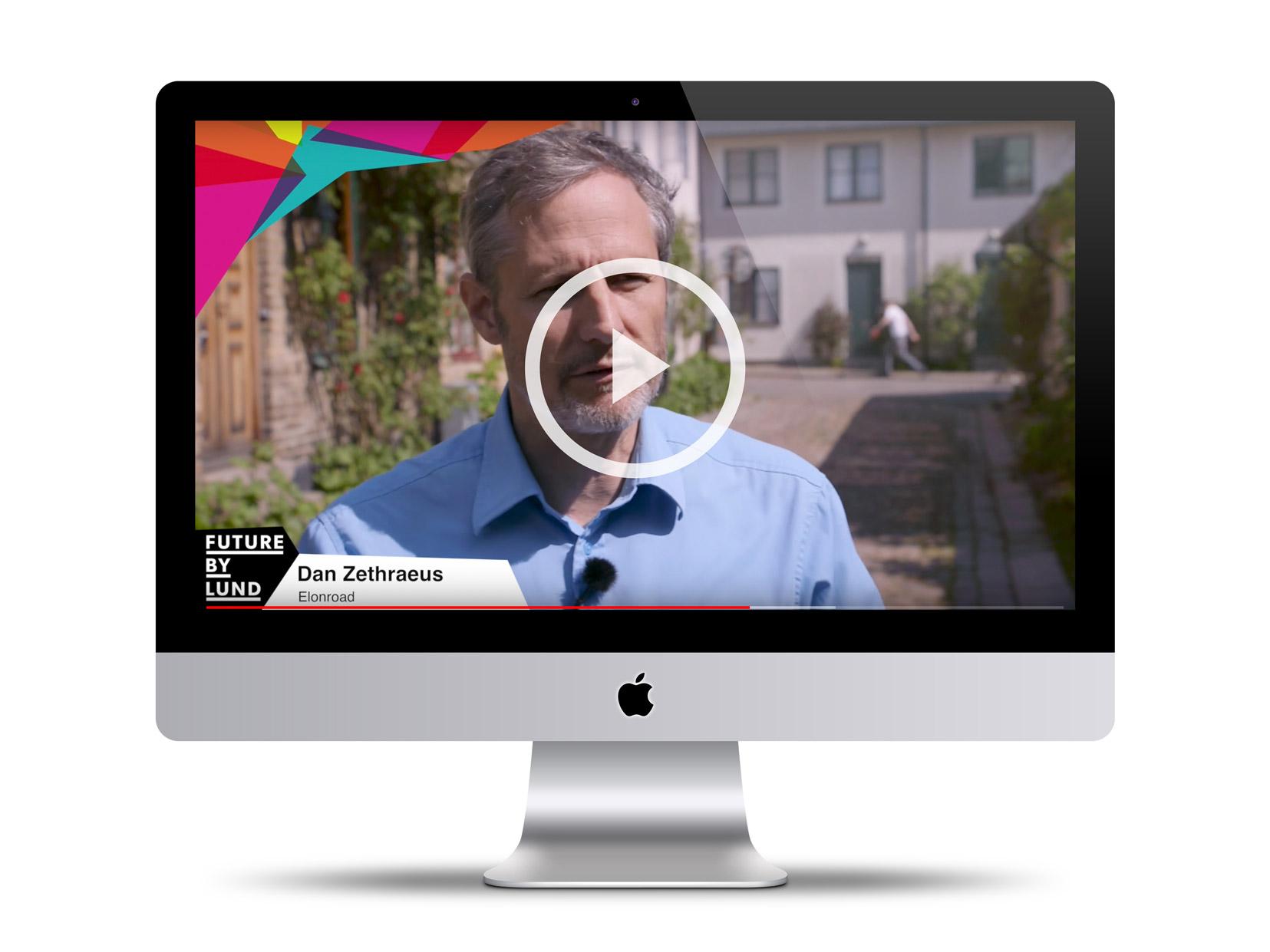 Future by Lunds hemsida och webbdesign - intervjuer