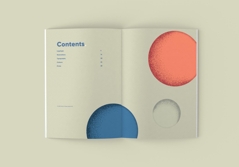 Point of Value grafiska profil och manual