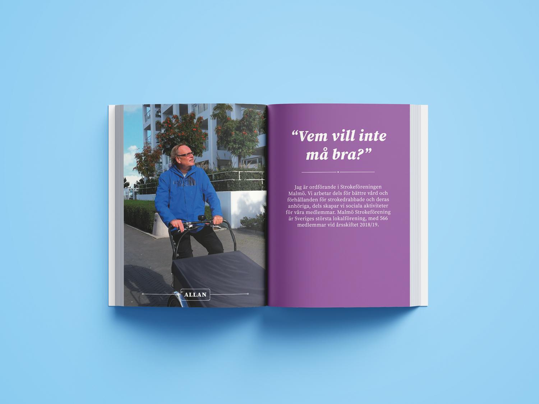 Projekt Livs bok Lugnt inre välmående - Kapitelstart