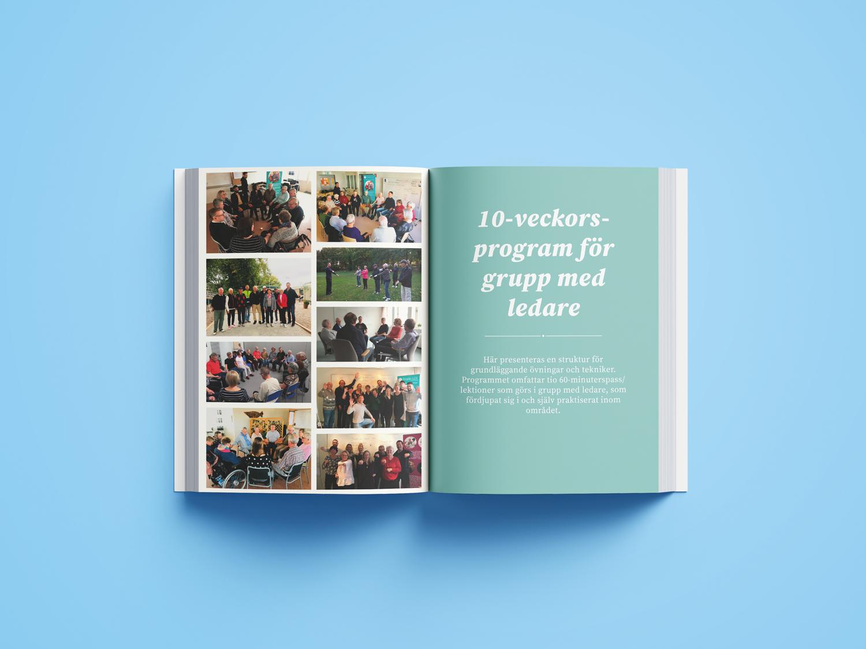 Projekt Livs bok Lugnt inre välmående - Övningar