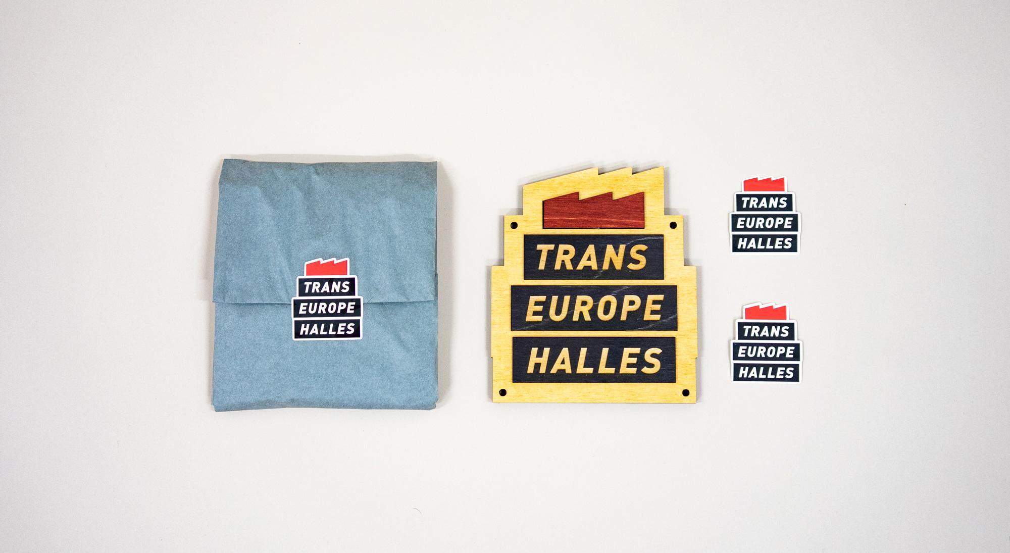 Trans Europe Halles plakat