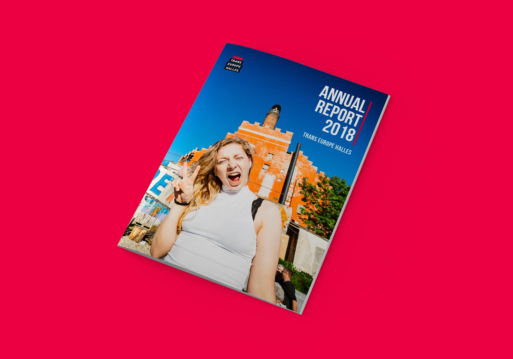 Trans Europe Halles årsrapport