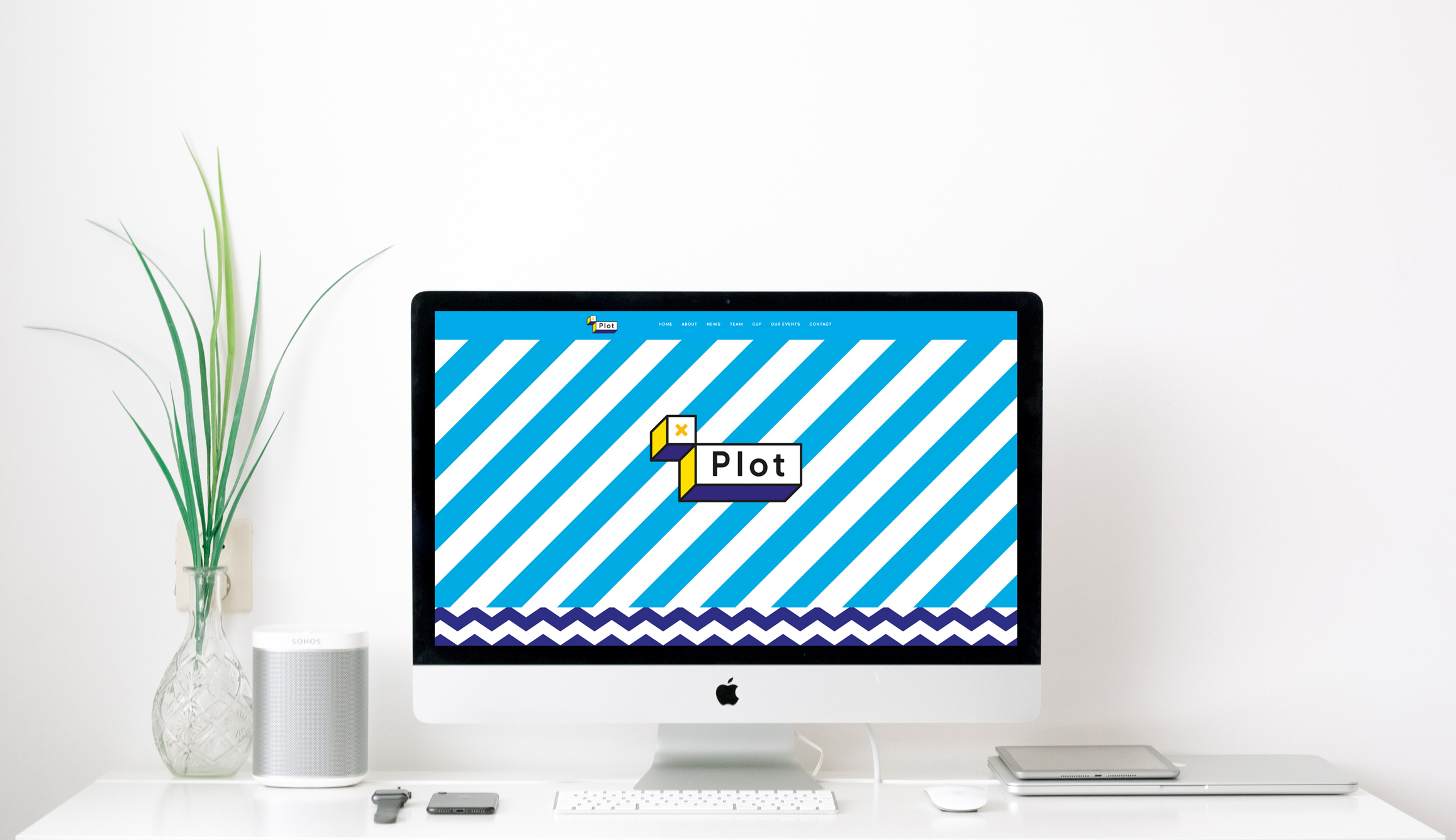 xPlot webdesign & hemsida