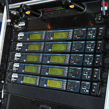 Wireless Rack Detail