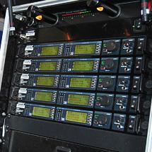 Wireless Rack Detail