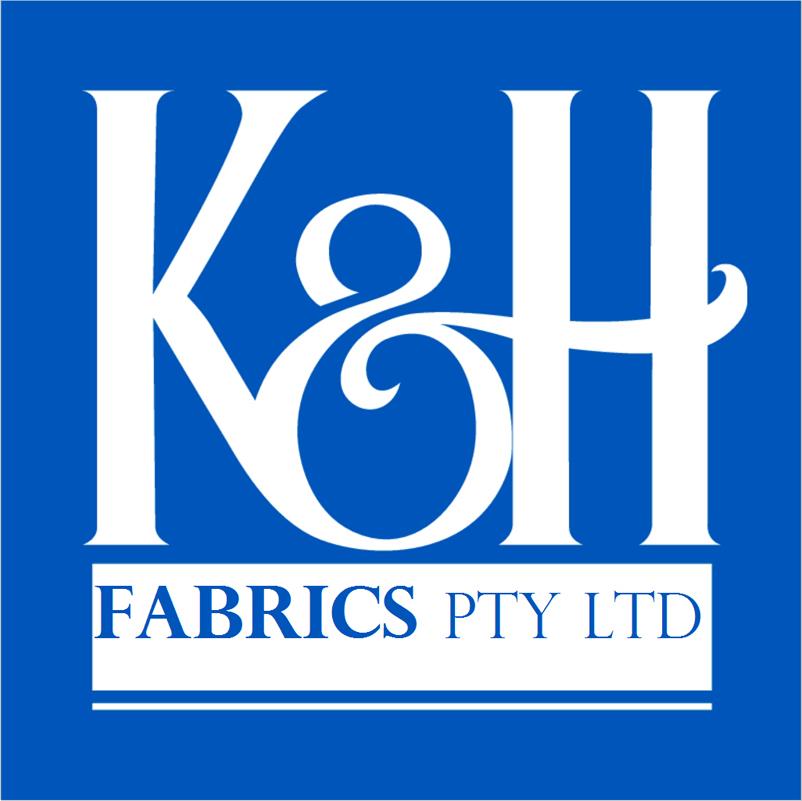K&H Fabrics Logo