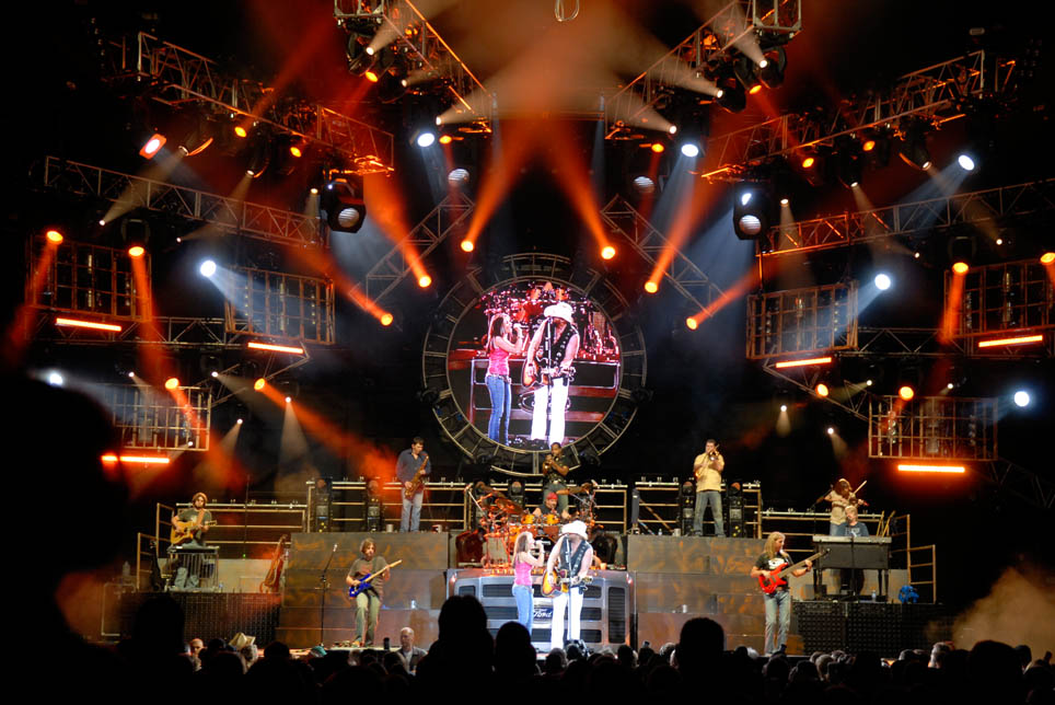 Toby Keith Big Dog Daddy Tour