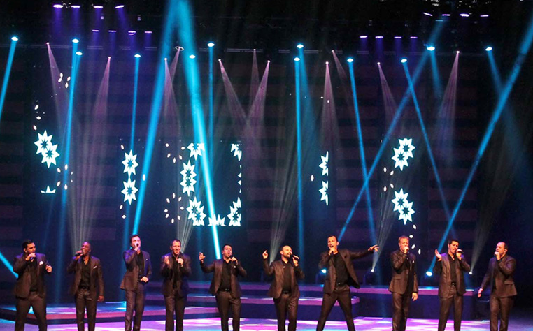 Straight No Chaser New Old Fashioned Tour