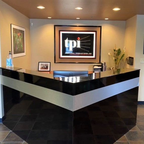 TPI Front Office Lounge