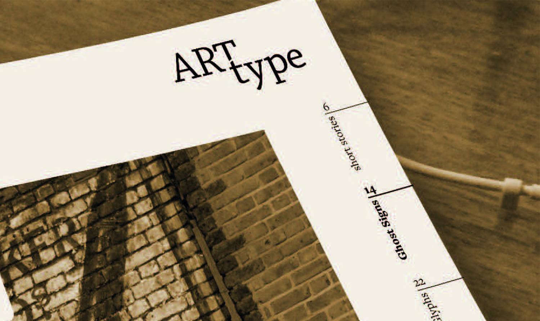 ARTtype – Magazin und Blog