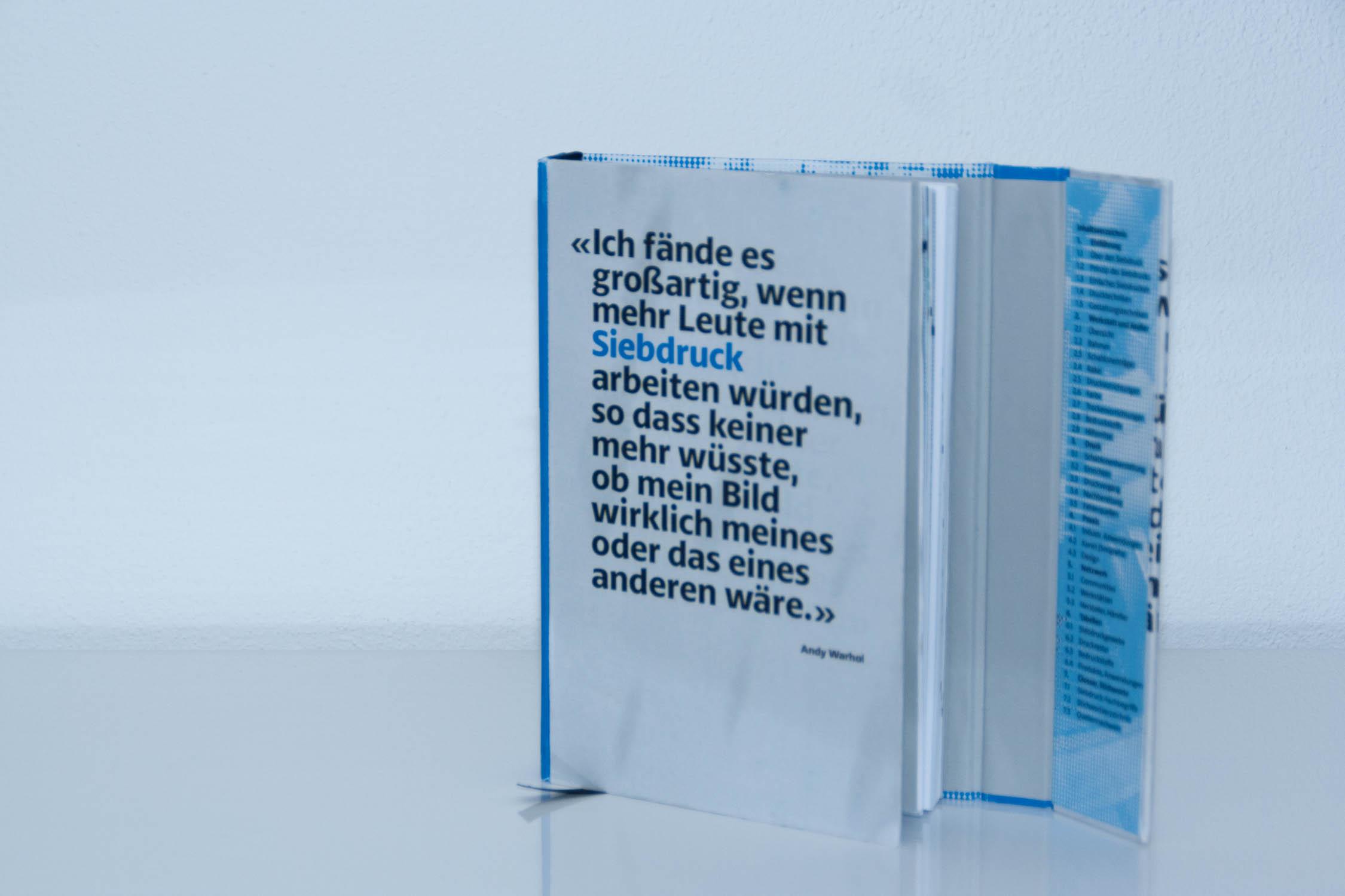 Handbuch Siebdruck