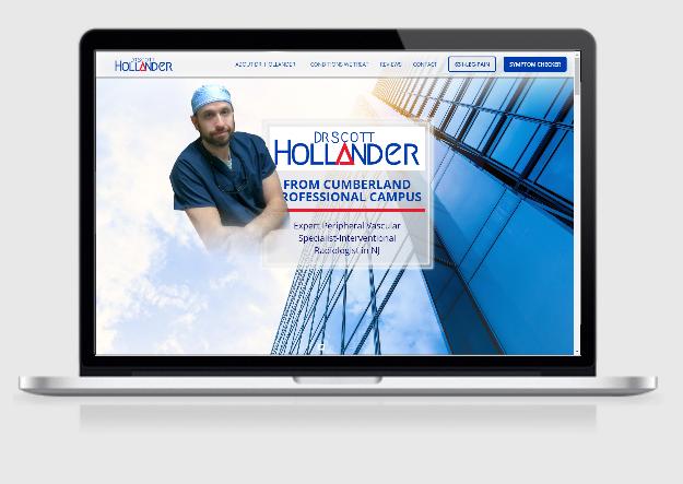 dr hollander website