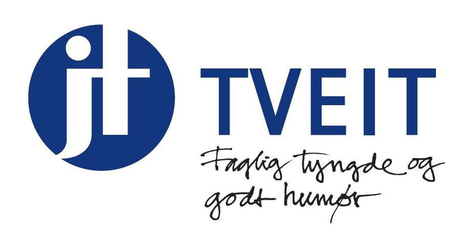 Tveit Regnskap logo