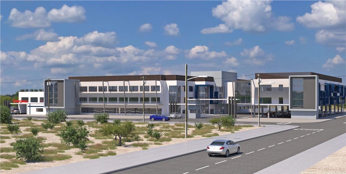 Khomasdal Hospital, Namibia