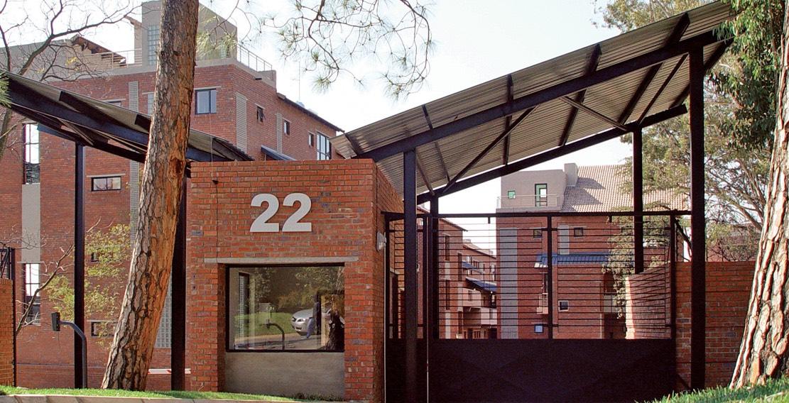 22 on Athol, Sandton