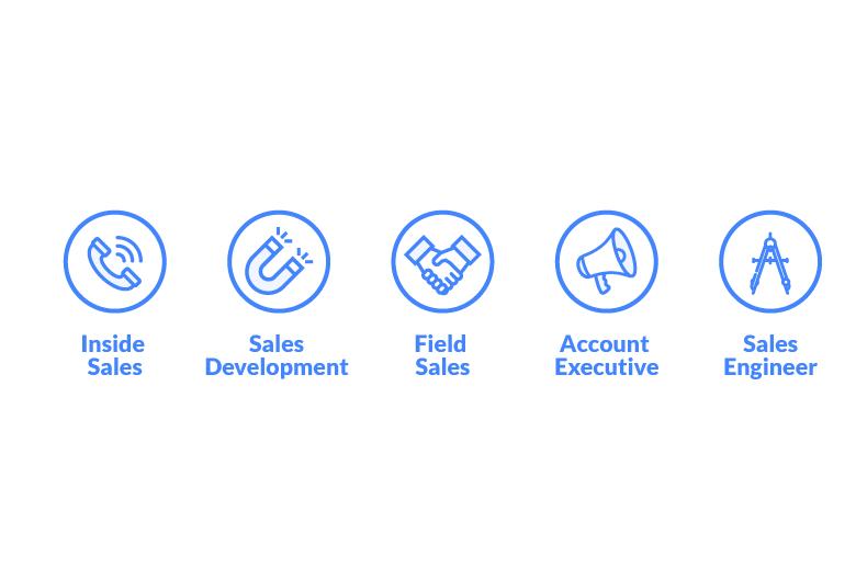 sales roles