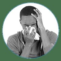 Sinusitis pain