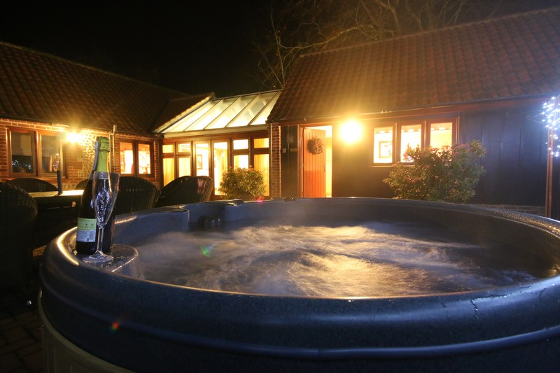 Woodlands Hoilday Cottages Spa