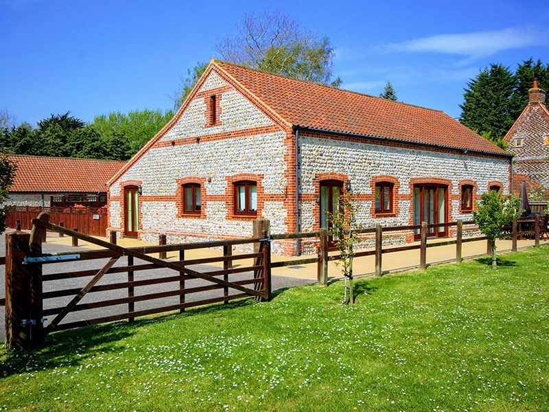 Malthouse Farm Barns - Paddock
